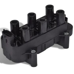 Ignition Coil for Vauxhall Black