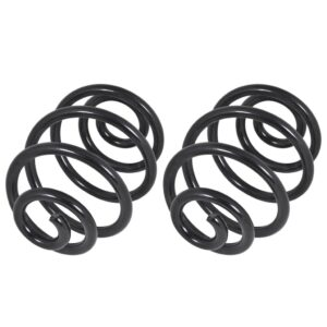 Suspension Springs for Vauxhall Fiat Peugeot Citroën Set of 2